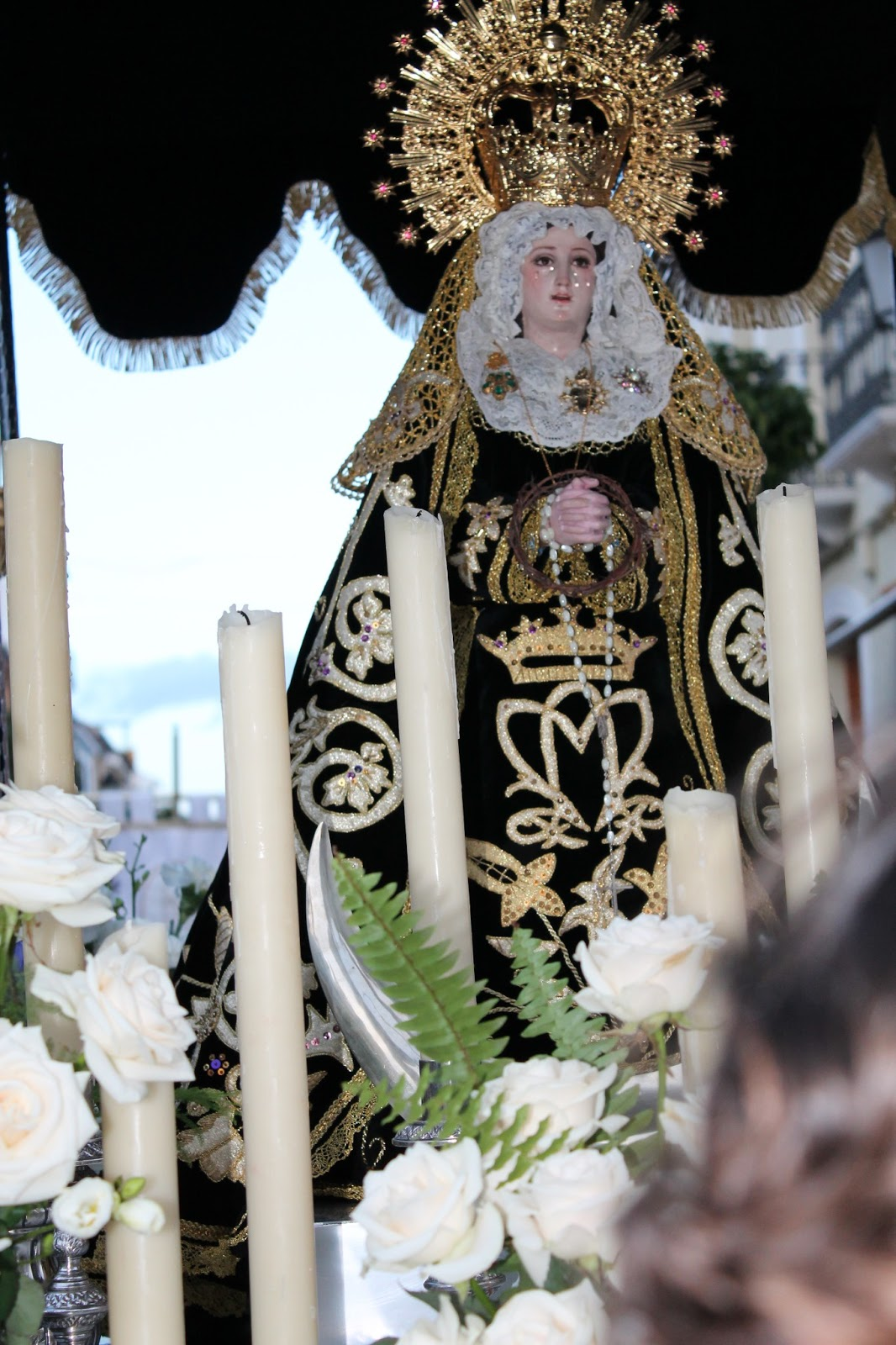 chiquita Virgen grande