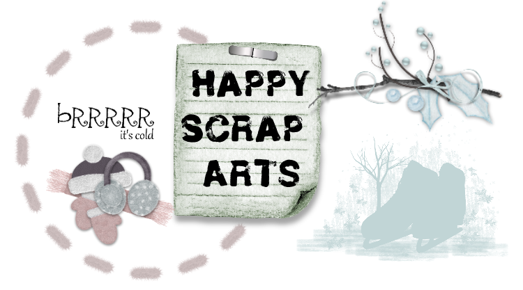 Happy Scrap Arts-Freebies