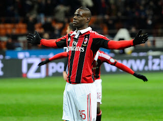 Mario Balotelli Back to The Bosom of AC Milan