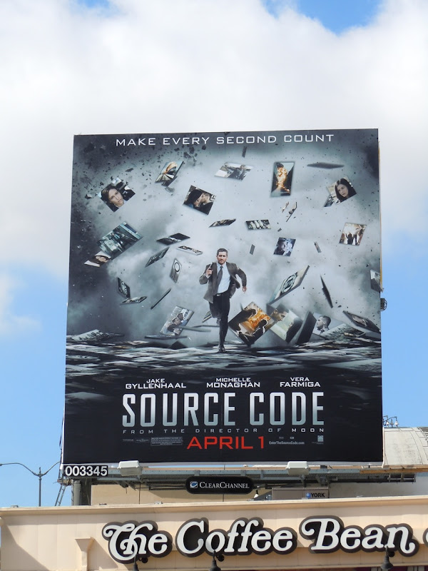 Source Code billboard