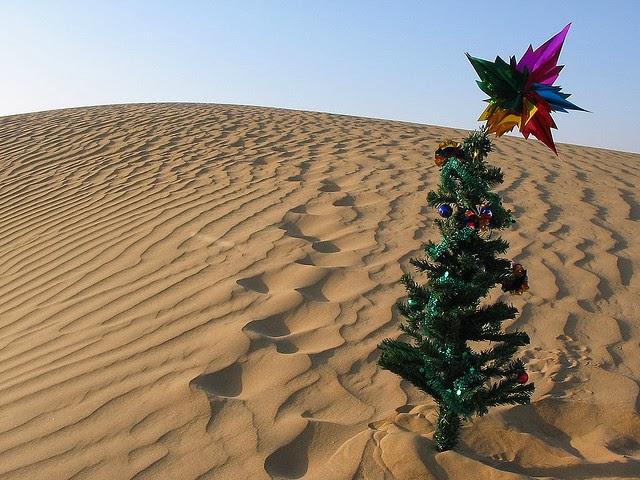 Christmas is on-air in Dubai