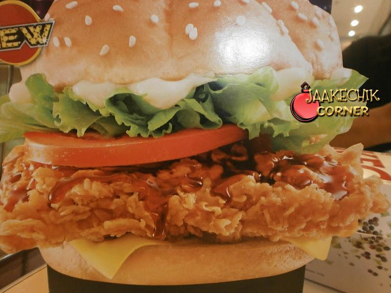 kfc, kepsi, makan kfc, resepi ayam gorang kfc, menu baru kfc, korean burger kfc, ayam baru kfc, kfc tesco, makanan,