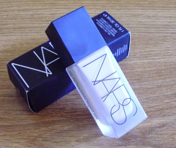 resenha base de maquilhagem NARS All Day Luminous Weightless Foundation tom Siberia
