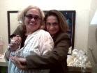 Fafy e eu no Bibi Ferreira
