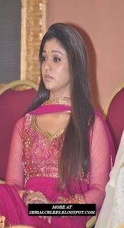 Nayantara in pink Chudidar