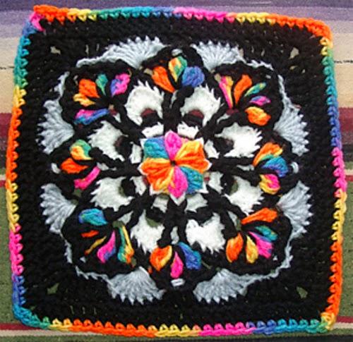 crochet-granny-square-vitrail