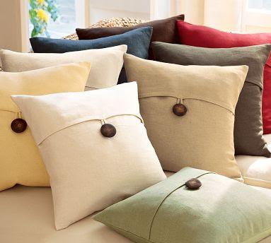 Butler Life: Fake It 'Til You Make It: Pottery Barn Pillow
