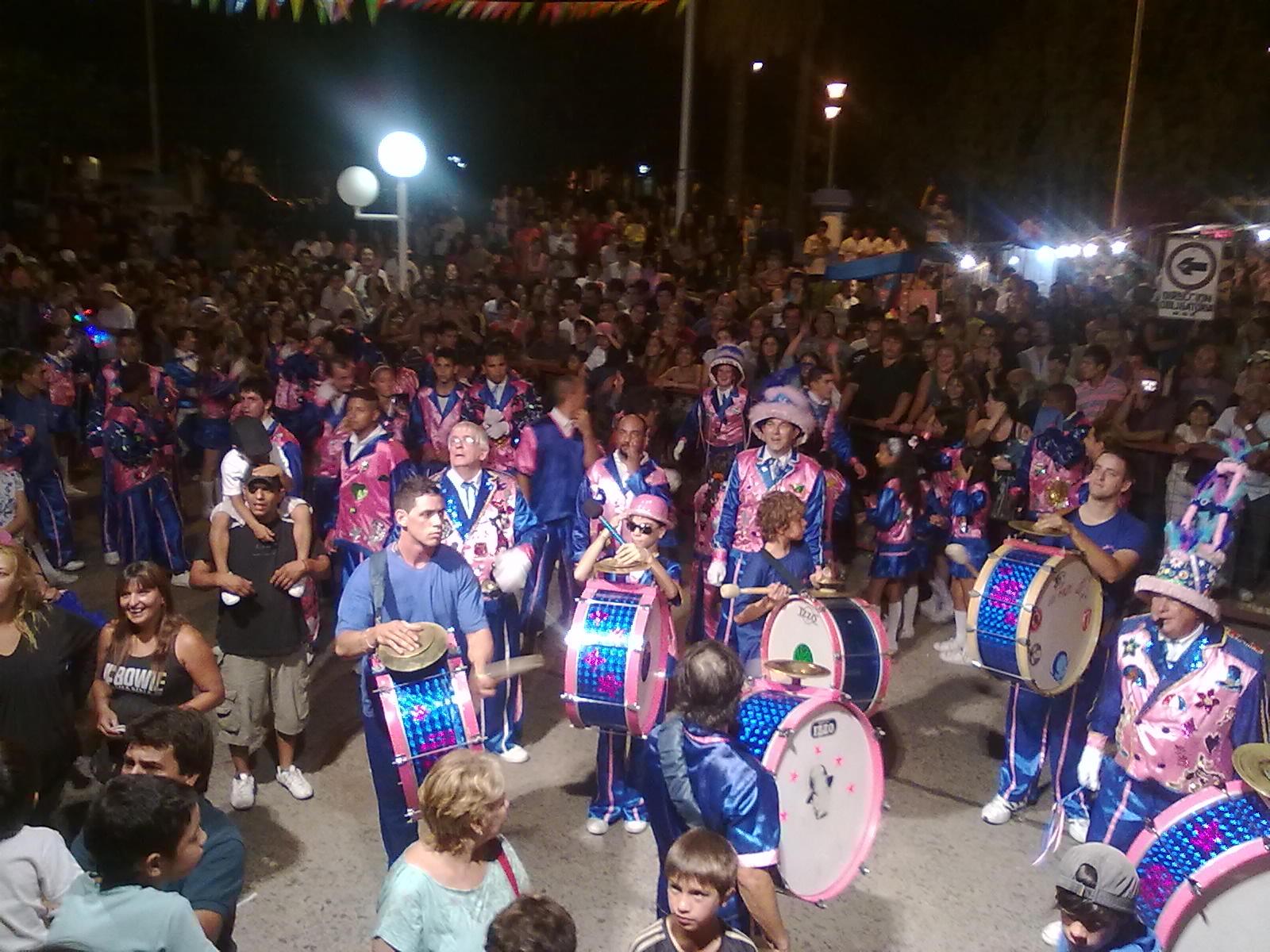 Se vienen los festejos de carnaval con varias murgas locales