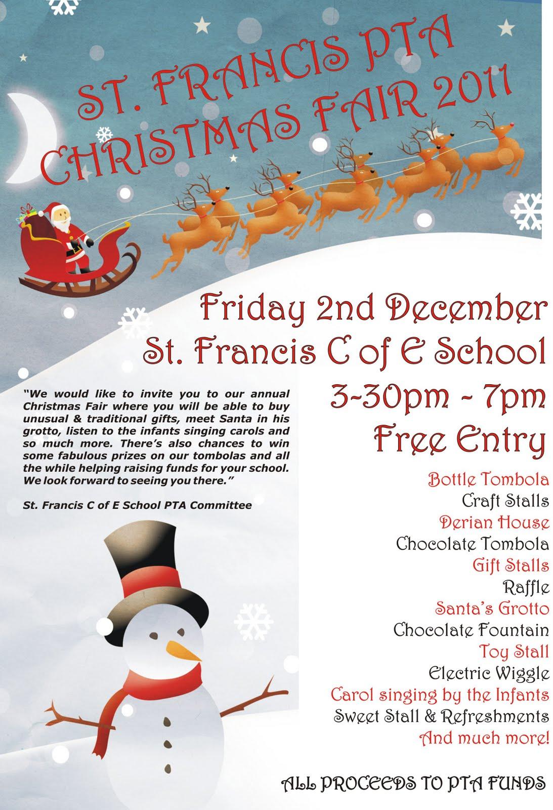 School christmas fair posters / Imdb party down south
