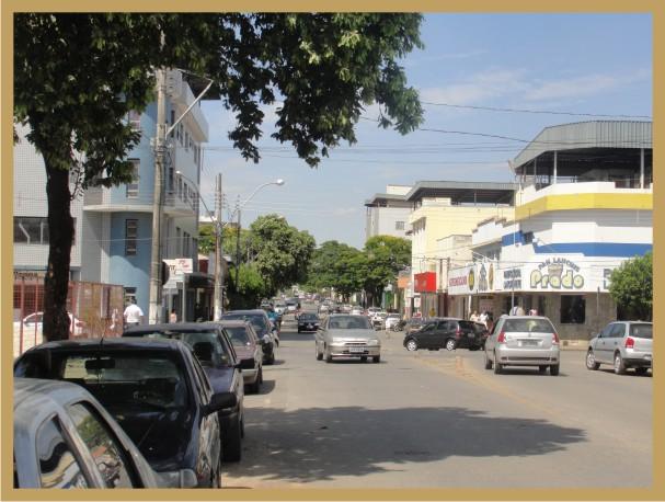 Avenida Getúlio Vargas - Centro
