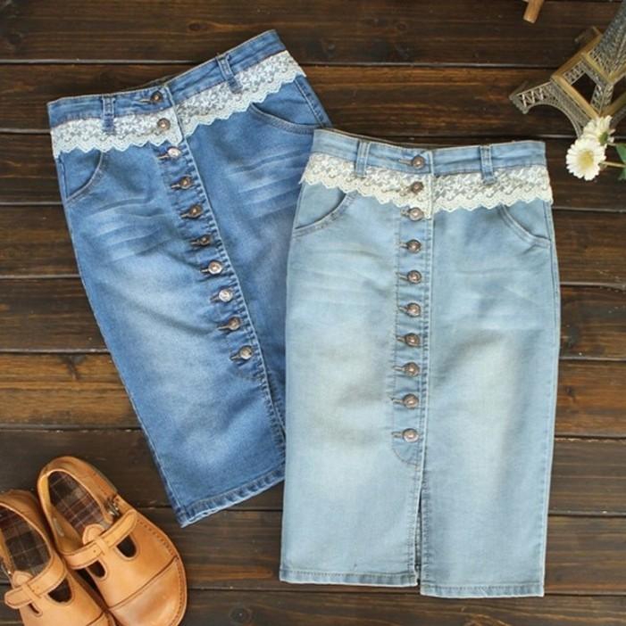 Сшить и украсить джинсы 266