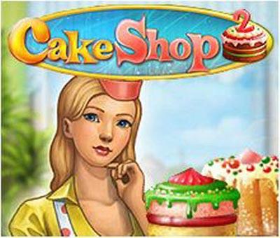 لعبة الطبخ وتحضير الطعام Cake Shop 2 للبنات