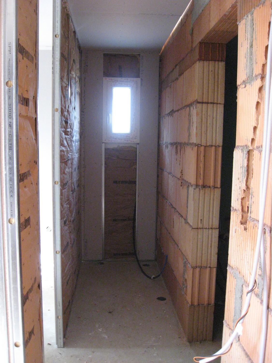 Maison de j r me et laetitia int rieur cloisons pieuvres - Application temperature interieur maison ...