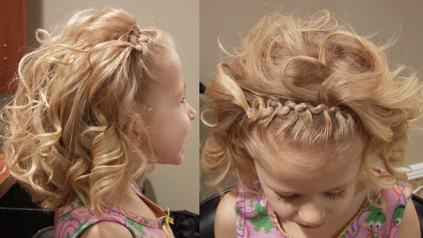Curl My Husbands Hair Hairstylegalleries Com