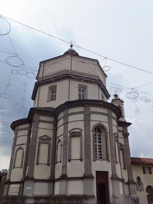 Turin Italie Pô monte dei cappuccini