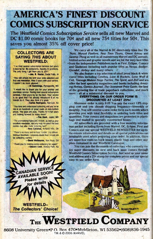 Captain America (1968) Issue #348c #280 - English 48