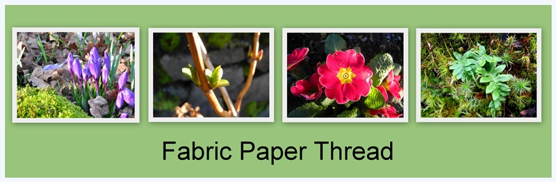 Fabric Paper Thread