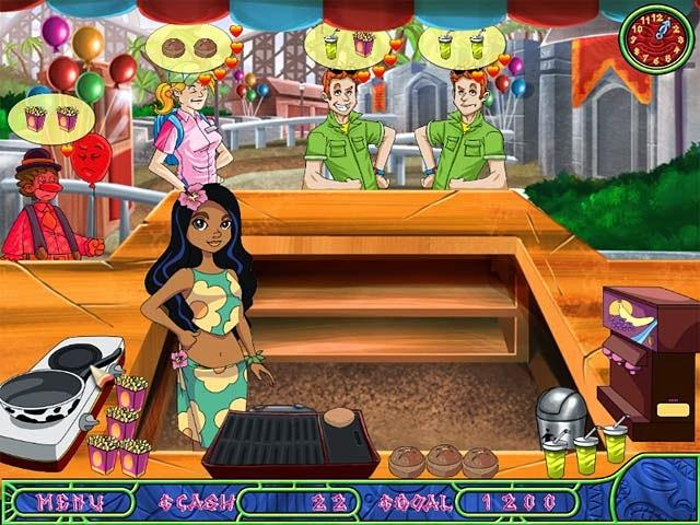 Game Tikibar