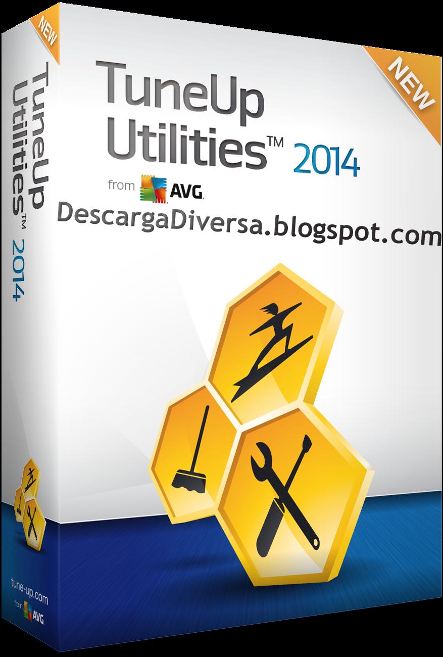 TuneUp Utilities 2014 Logo