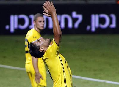 Maccabi Tel Aviv 1 - 1 Dynamo Kyiv (2)