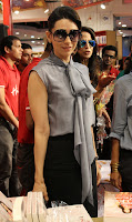 Karisma Kapoor Launch Of Book 'My Yummu Mummy' Guide