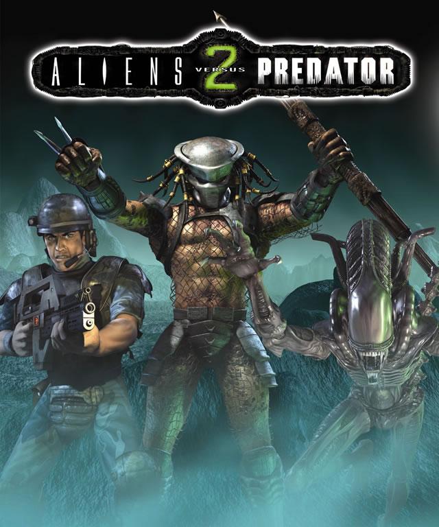 aliens vs predator game - photo #15