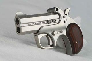 American Derringer DA 38