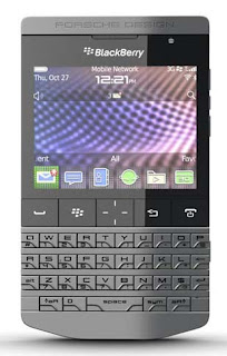 harga BlackBerry Porsche Design P9981, spesifikasi BlackBerry Porsche Design P9981