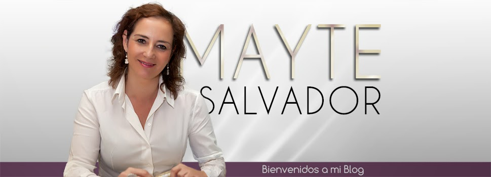 Mayte Salvador Blog
