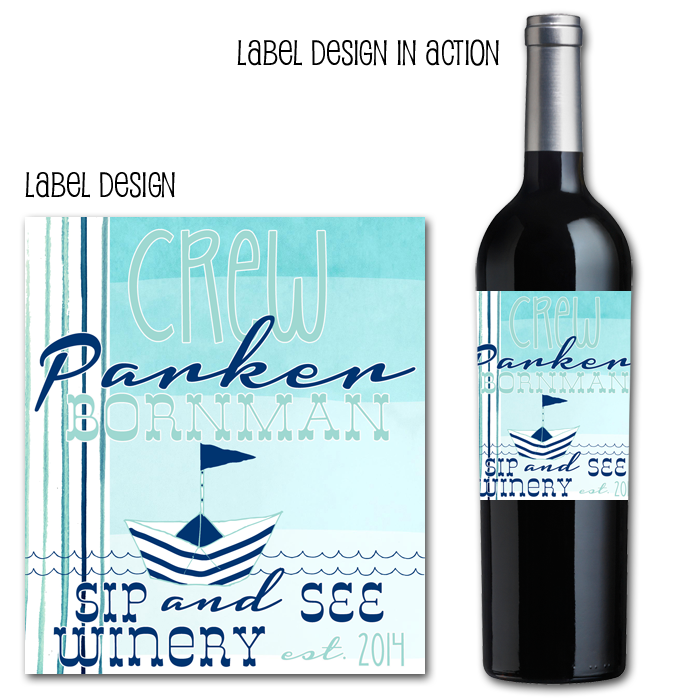 http://www.partyboxdesign.com/item_1711/Little-Admiral-Sip-and-See-Wine-Label.htm