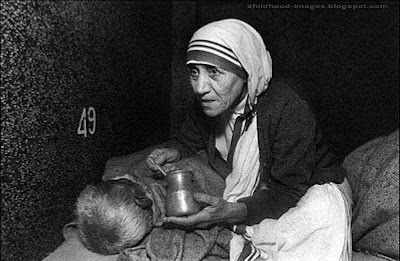 mother teresa mini biography and childhood photos