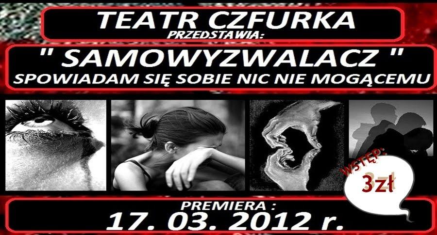 "Oficjalna strona teatru ""CZFURKA"""