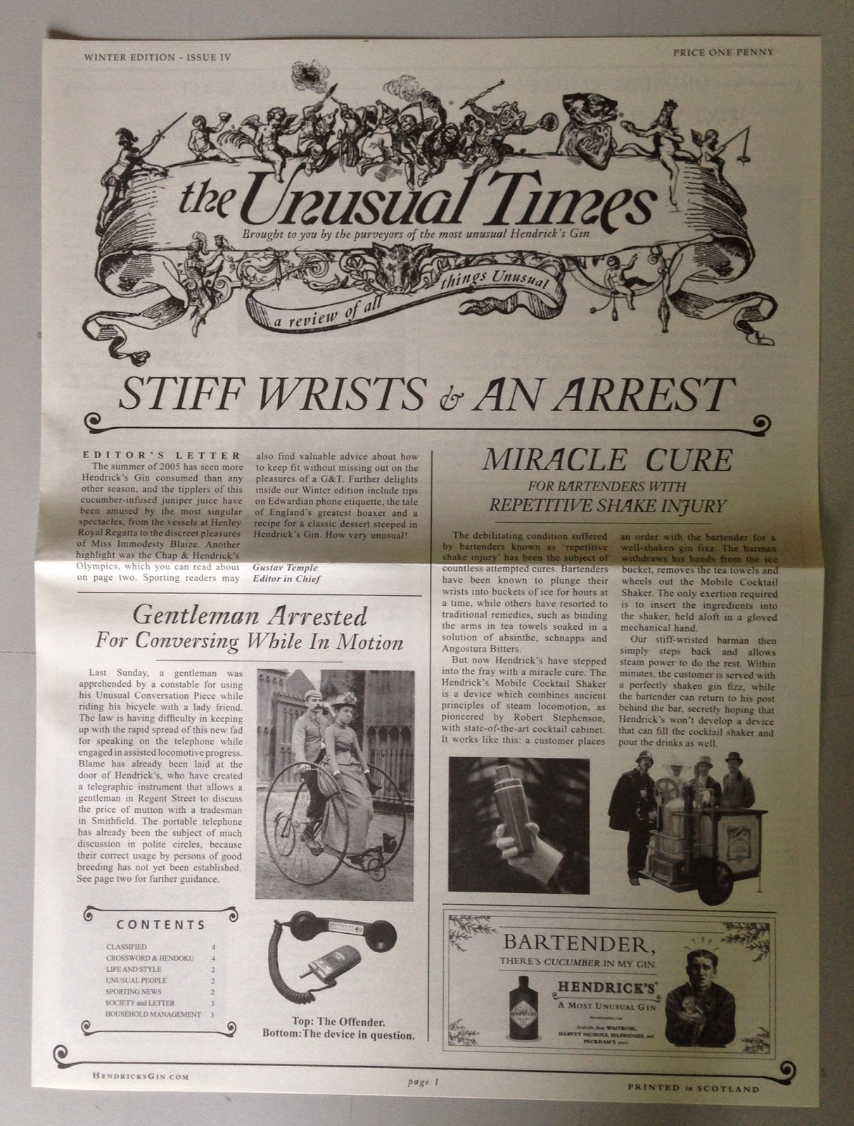 The most unusual newspapers 69
