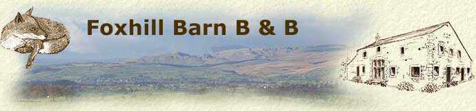 Foxhill Barn b&b news