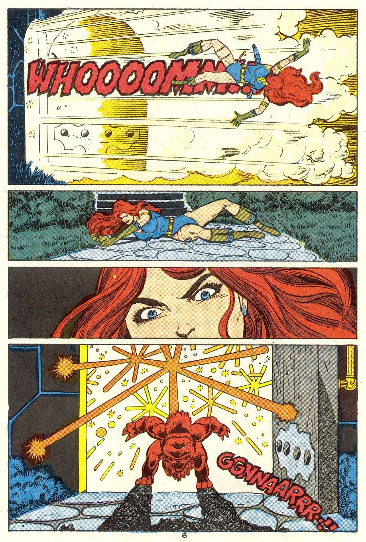 Conan the Barbarian (1970) Issue #204 #216 - English 7