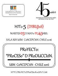 HITo 5 DIBUJoS (03/05/16)