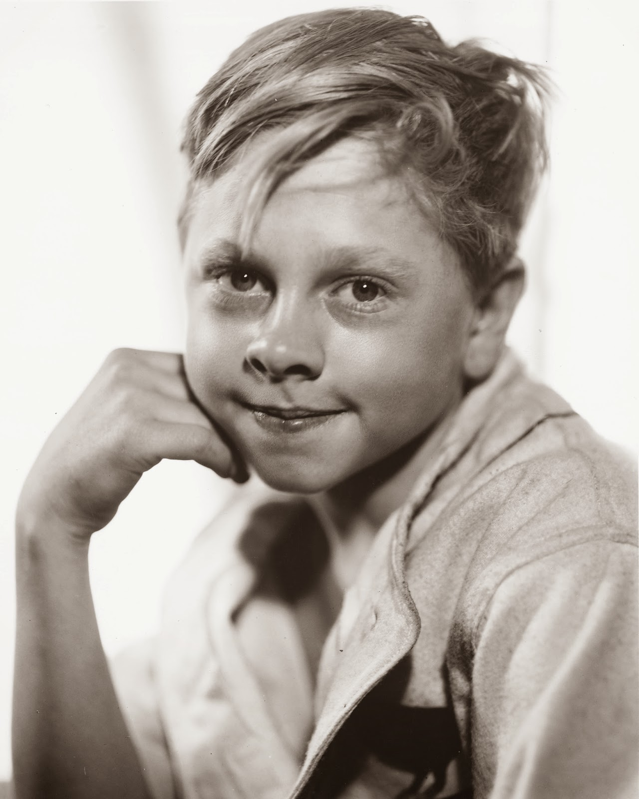 Mickey Rooney Handsome Young Pics