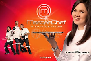 Masterchef Pinoy Edition December 5, 2012