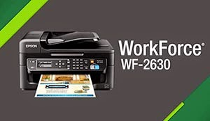 epson workforce wf-2630 printer driver