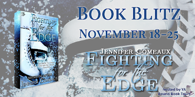 {Excerpt+Giveaway} Fighting for the Edge by Jennifer Comeaux