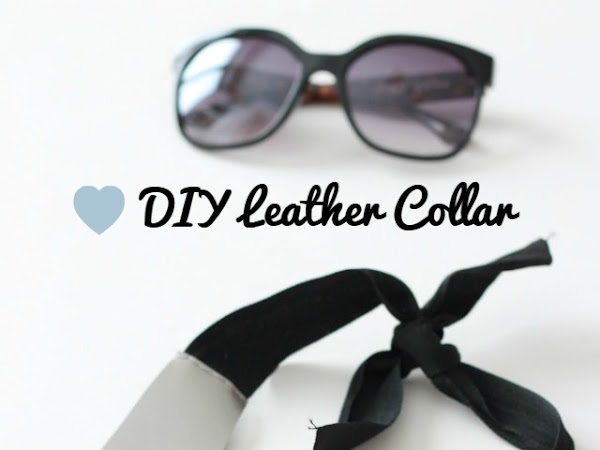 DIY Colletto Ricamato/ DIY Embroidered Collar