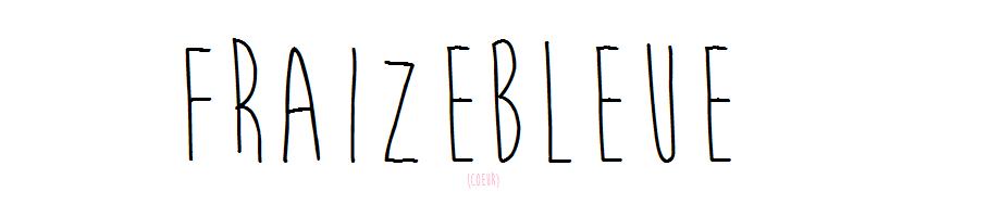 Fraizebleue
