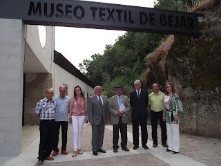 Parte de el equipo de gobierno del PP posa para la foto