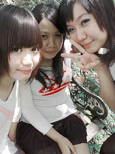 三个鸡婆♥