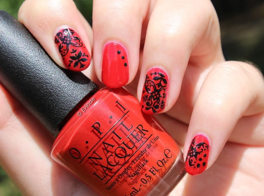 OPI Romantically Involved nail polish