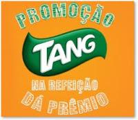 Cadastrar na promoção Tang na refeição dá prêmio