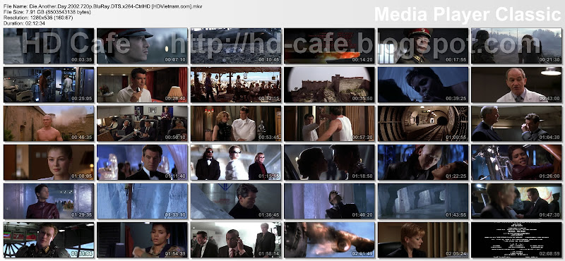 Die Another Day 2002 video thumbnails