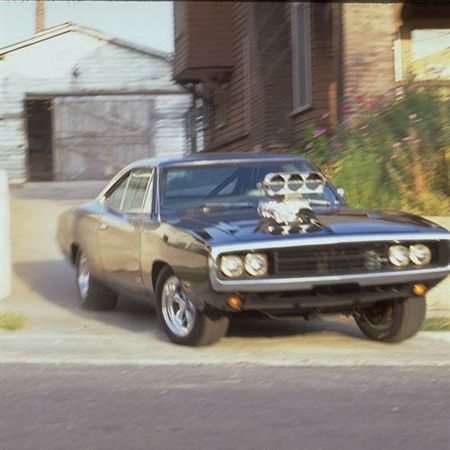 FAST AND FURIOUS MUSCLE CAR Best Of Photos From The Fast And Furious