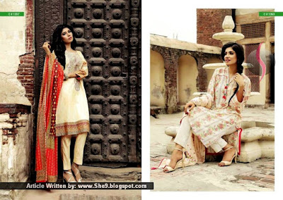 Kayseria Midsummer Eid Ul Azha Lawn Collection 2015