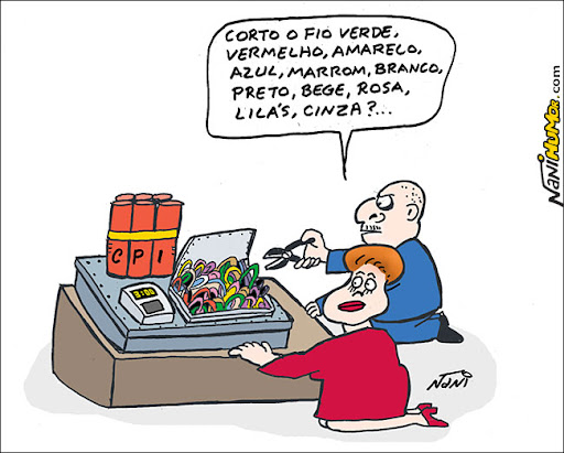 Lula e Dilma e a CPI Atômica